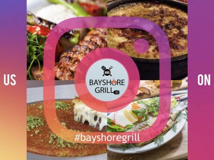 Follow Bayshore Grill on Instagram